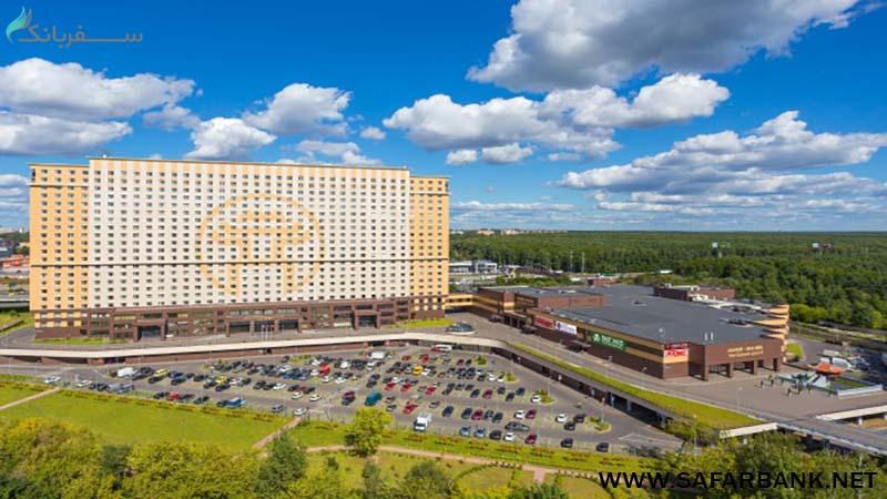 هتل هانوی مسکو (Apart otel Hanoi Moscow)