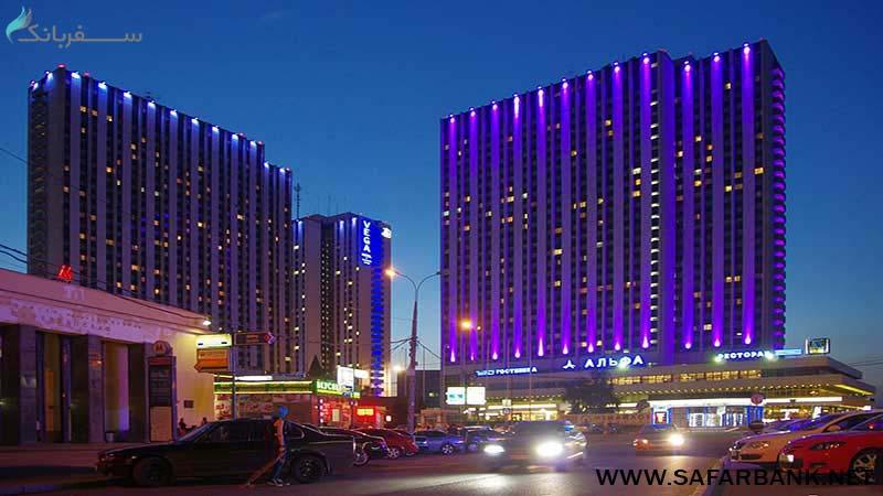 هتل ایزمایلو دلتا مسکو (Izmailovo Delta Hotel)