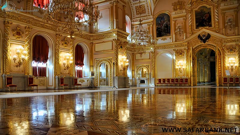 کاخ بزرگ کرملین (Grand Kremlin Palace)