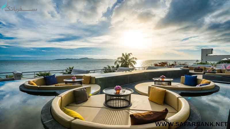 هتل رویال بیچ کیف تراس در پاتایا