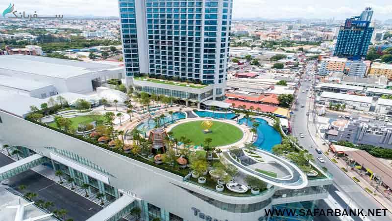 هتل گرند سنتر پوینت در پاتایا