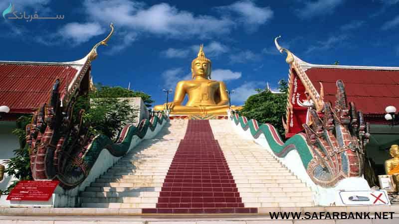 معبد وات فرا خائو پاتایا