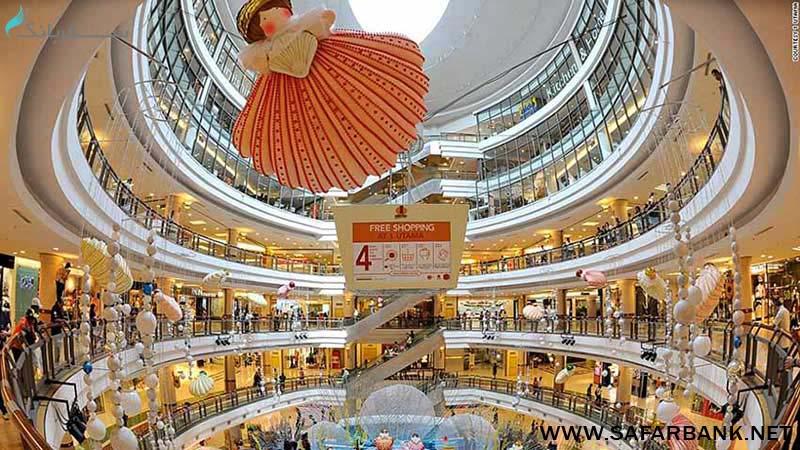 مرکز خرید سالامانکا در مادرید