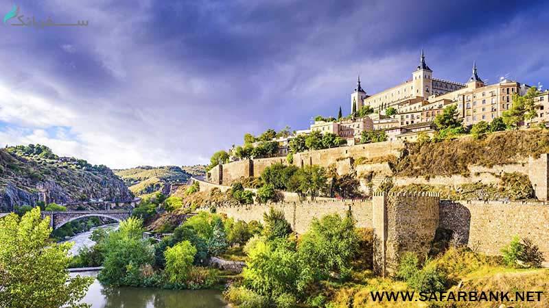 بهترین زمان سفر به اسپانیا