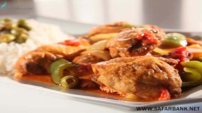 مرغ اسپانیایی