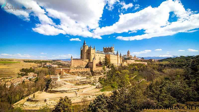 قلعه سگوبیا