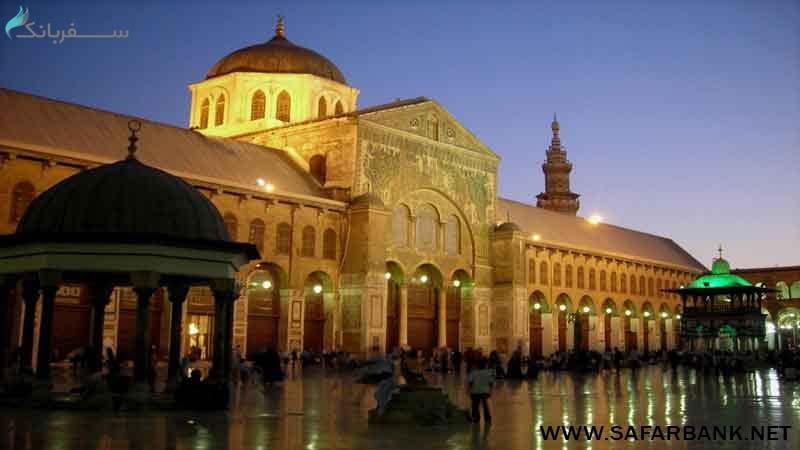 مسجد جامع حلب در آنتالیا