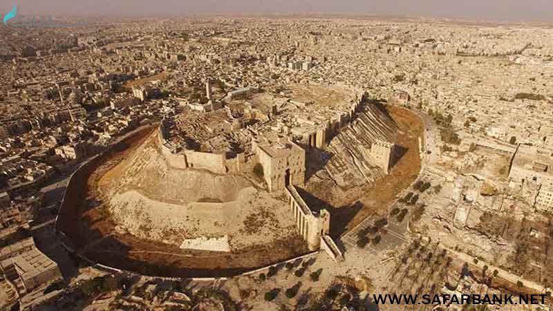 جاهای دیدنی سوریه که باید ار آن دیدن کنید