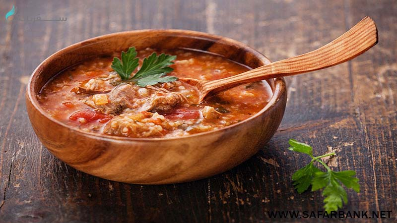 سوپ خارچو(Kharcho)