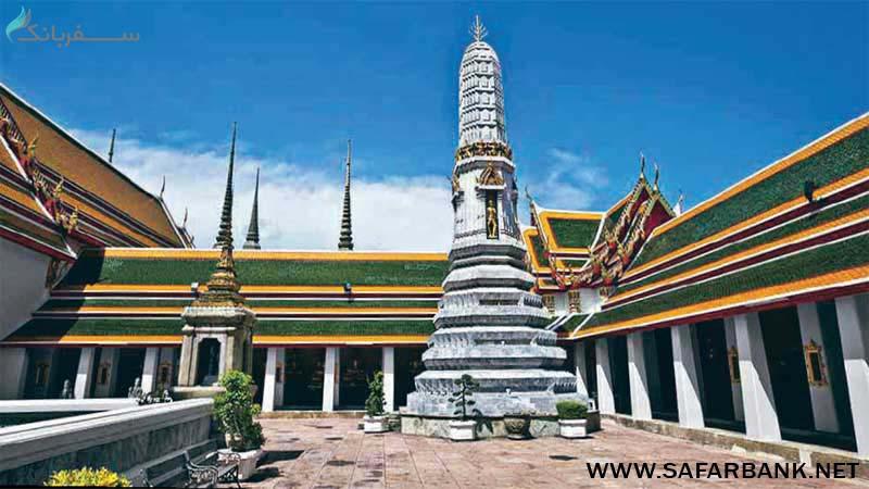معبد بزرگ بانکوک در تایلند
