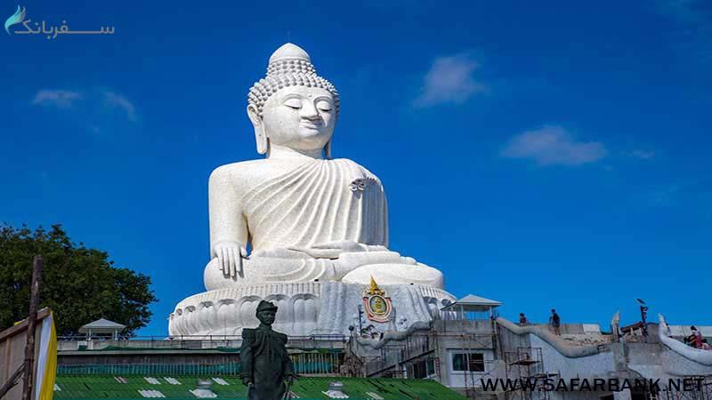 معبد بیگ بودا در پوکت