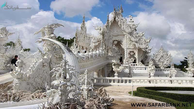 معبد وات رانگ خون در تایلند
