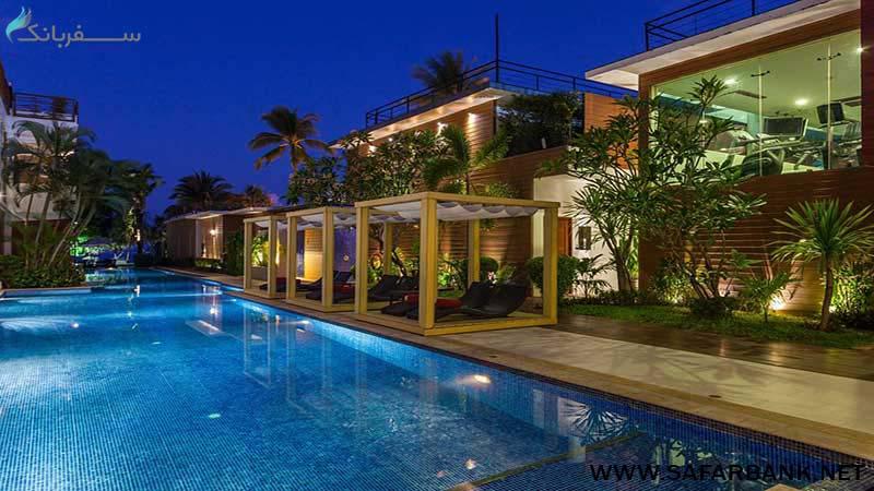 هتل لافلورا پاتونگ تایلند