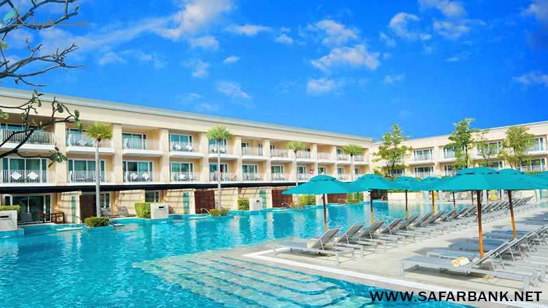 هتل میلینیوم پوکت در تایلند