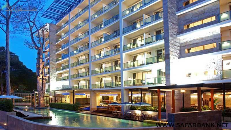 هتل ویستا در پاتایا