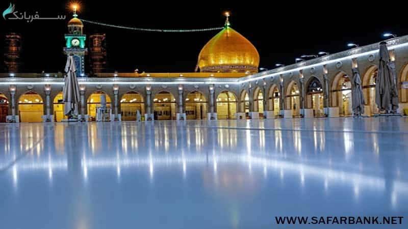 مسجد کوفه در کربلا