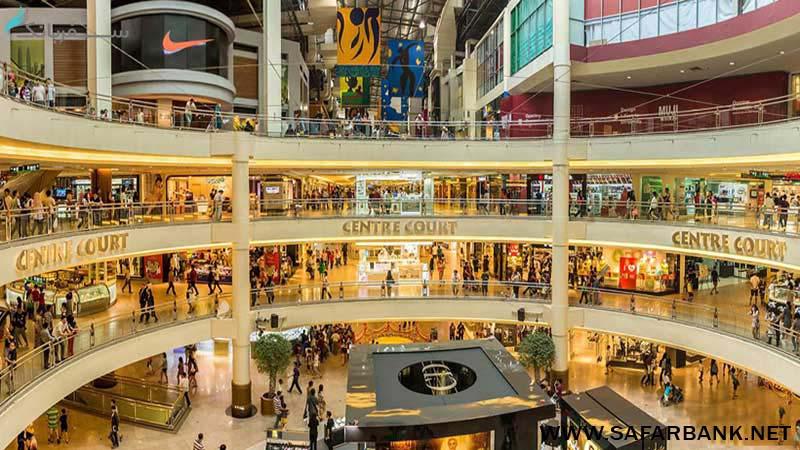 مرکز خرید تورکوز مال در وان