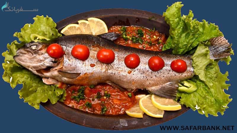 ایشخان غذای ارمنستان