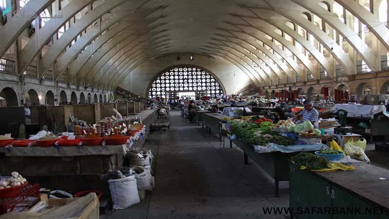 بازار سرپوشیده ایروان