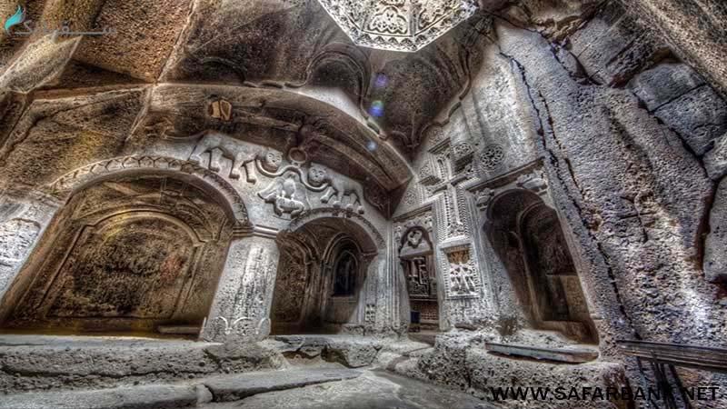 صومعه گغارد ایروان