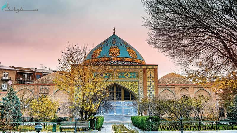 مسجد آبی ایروان