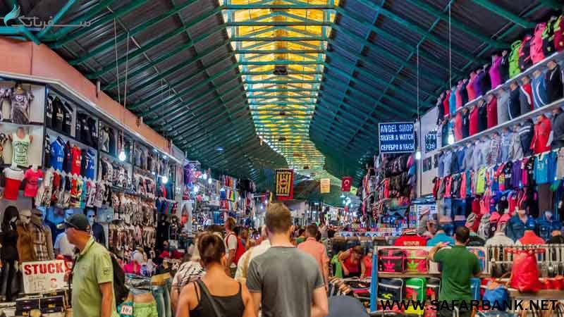 جمعه بازار در آلانیا