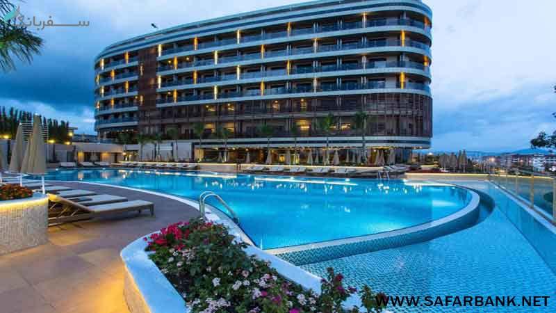 هتل میشل در آلانیا