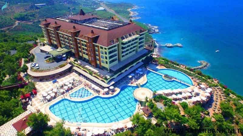 هتل آتوپیا ورلد آلانیا