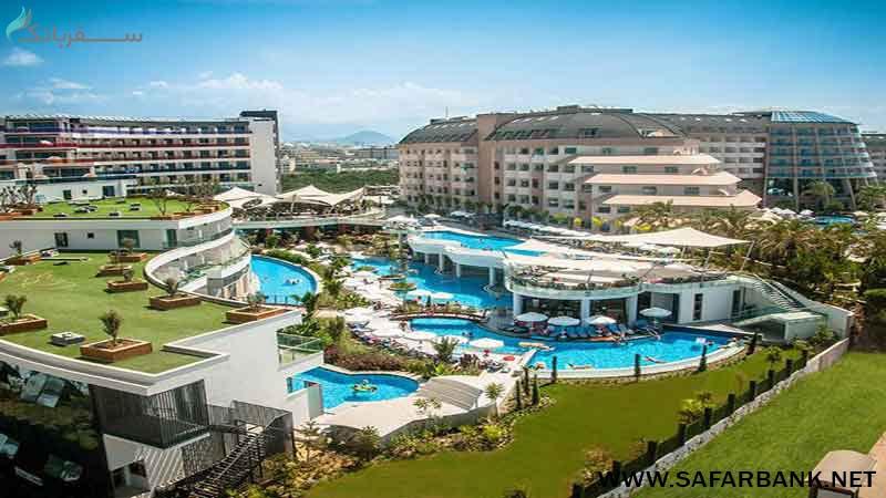 هتل لانگ بیچ آلانیا