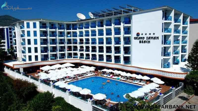 هتل آستور بیچ آلانیا